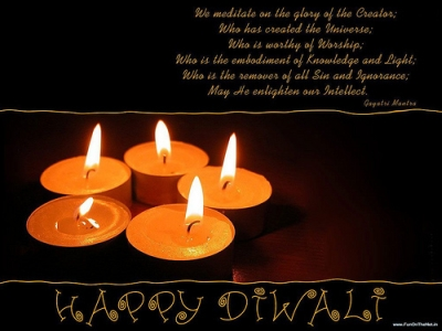 Wishing you a safe and happy Diwali